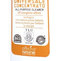 Detergente Universale Concentrato senza profumo