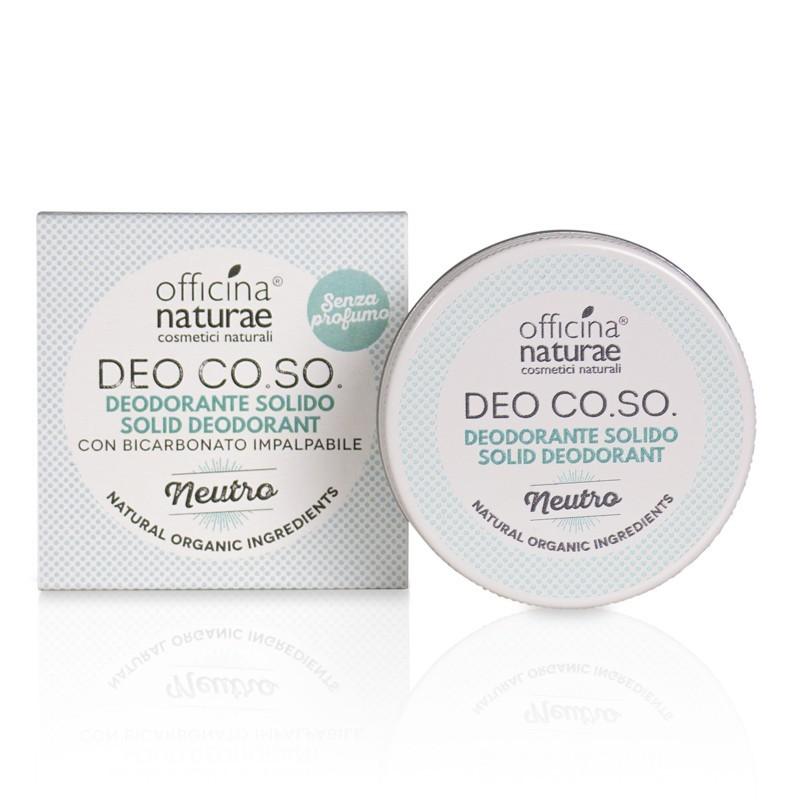 Deodorante Solido Neutro CO.SO.