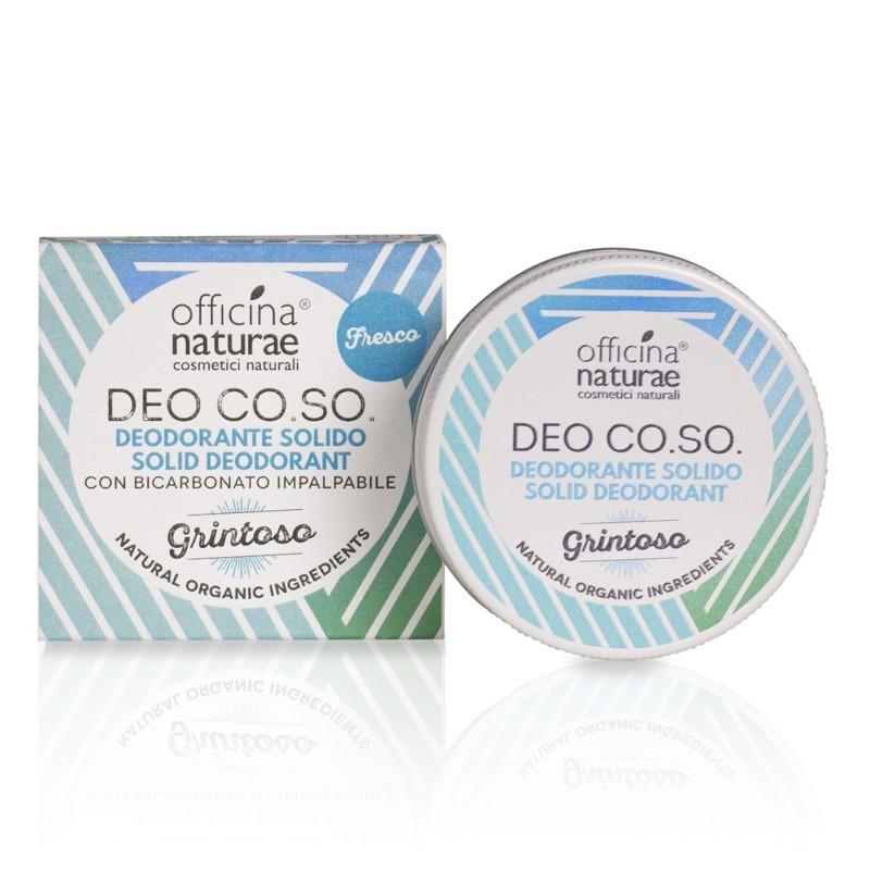 Deodorante Solido Grintoso CO.SO.