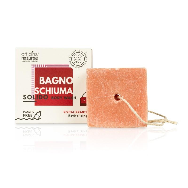Bagnoschiuma Solido Rivitalizzante