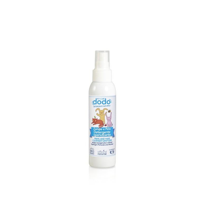 Detergente Igienizzante Zampe e Pelo