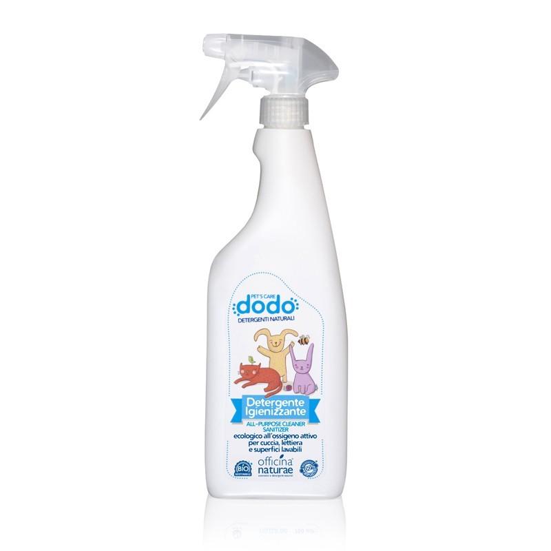 Detergente Igienizzante per ambienti con animali
