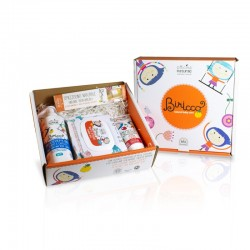 Gift Box Baby Cherry Biricco 6m