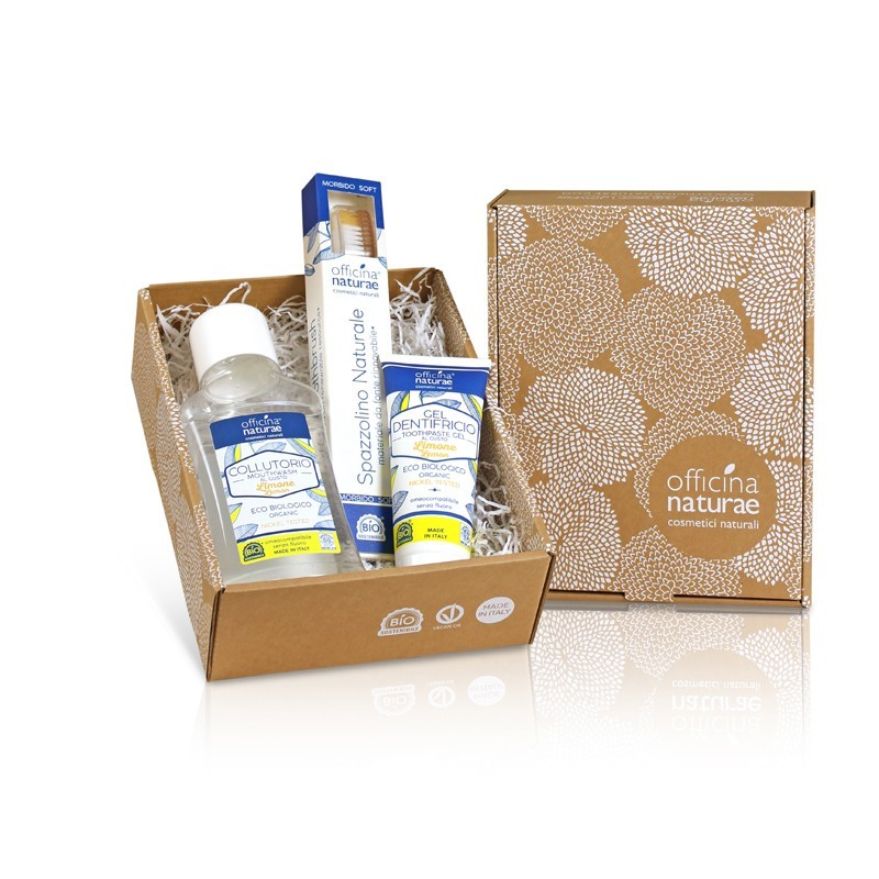 Gift Box Oral Care Limone