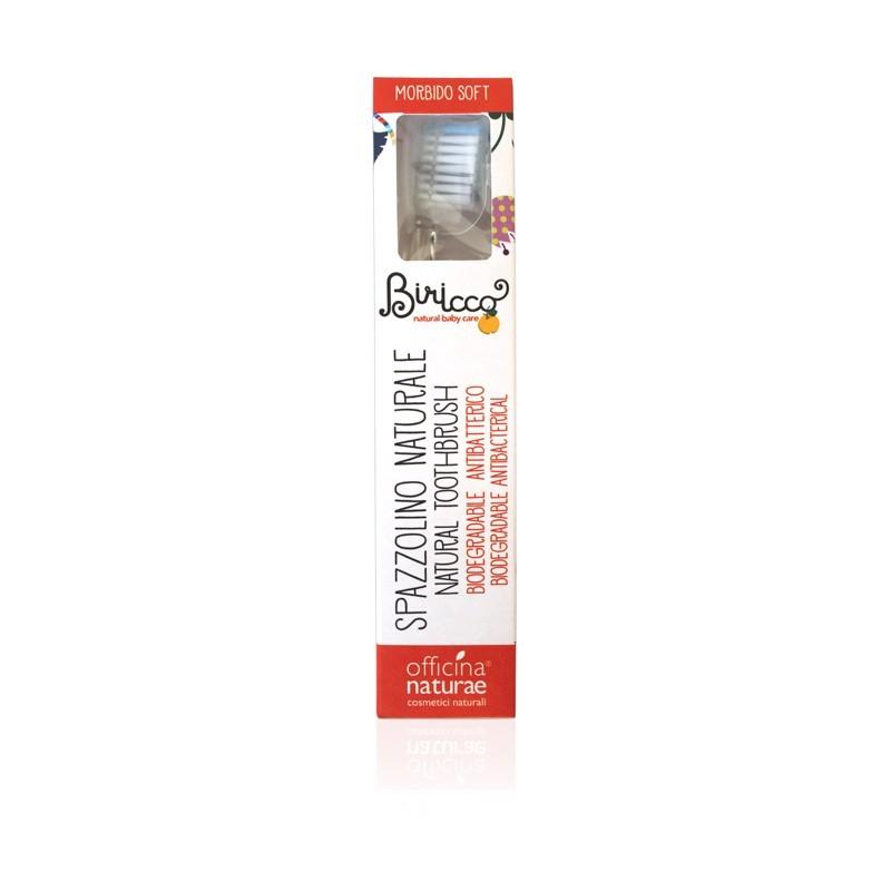 Spazzolino Eco-Sostenibile Baby (silver)