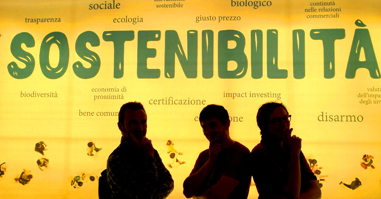 """Sempre """"bio sostenibili"""""""