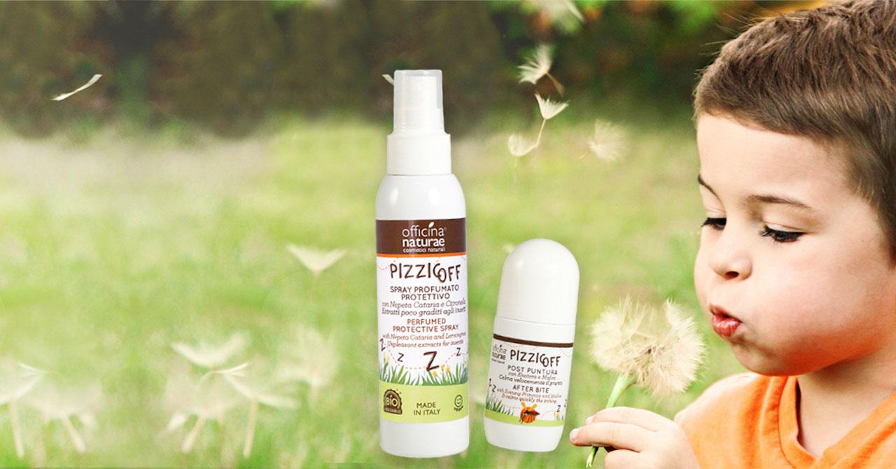 Pizzicoff rimedi naturali contro le zanzare