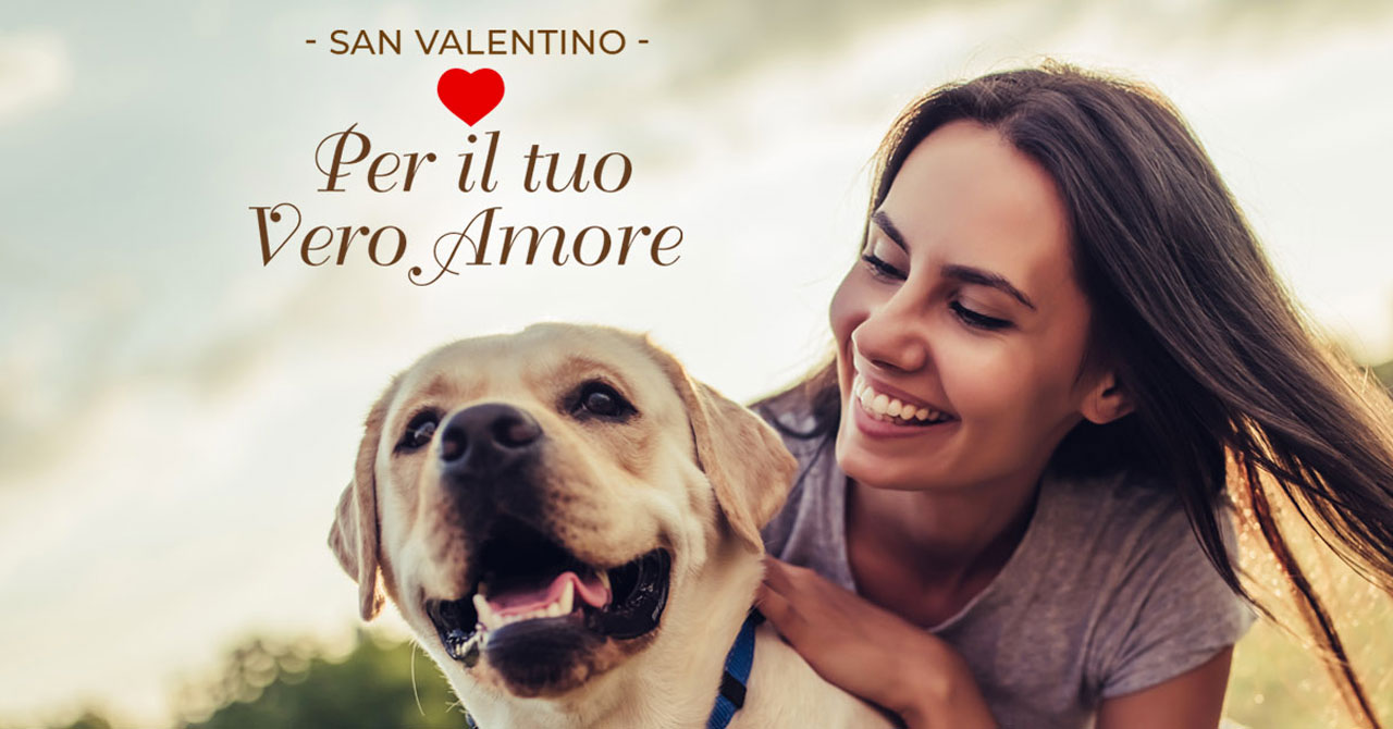 San Valentino con il tuo Vero Amore