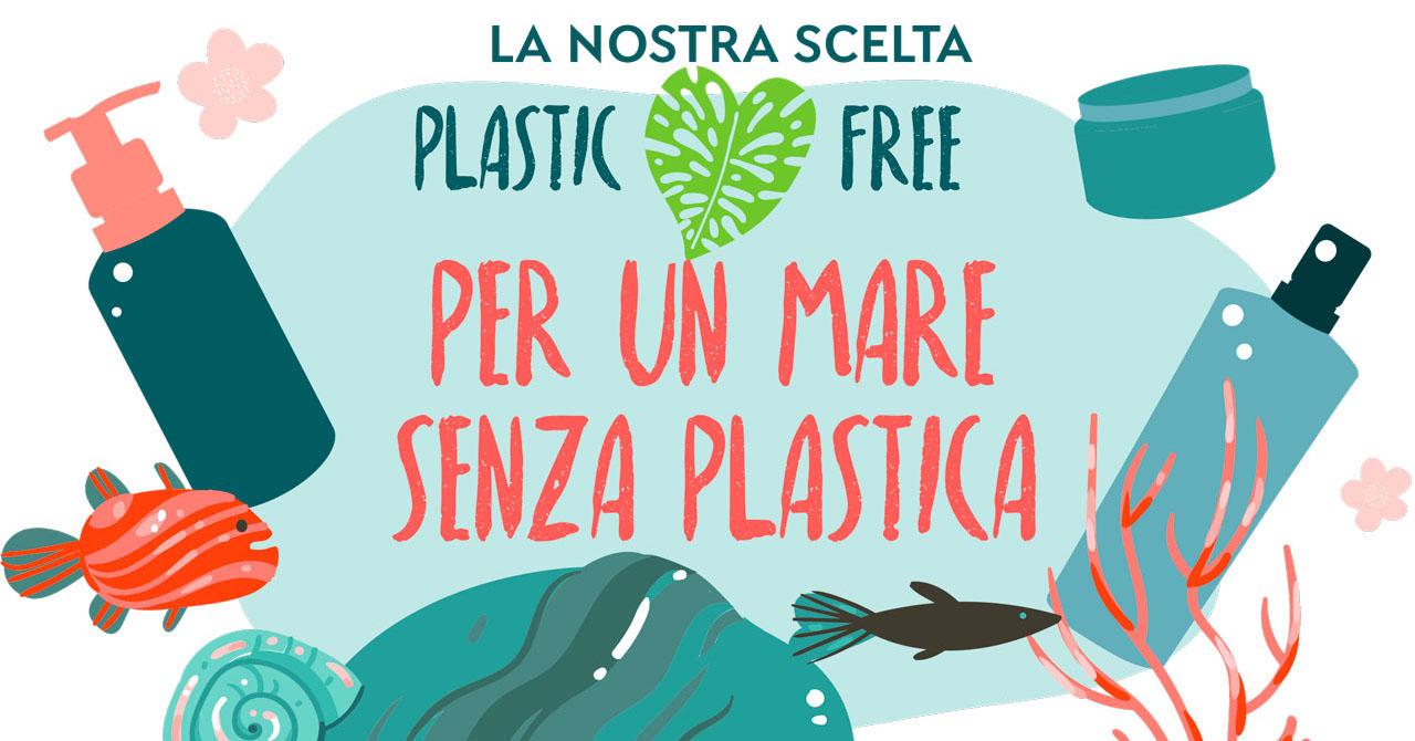 La nostra scelta Plastic Free