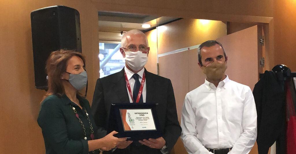 Officina Naturae premiata ai BioAwards 2020