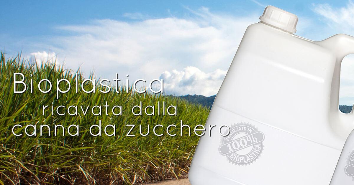 Imballaggi in Bioplastica