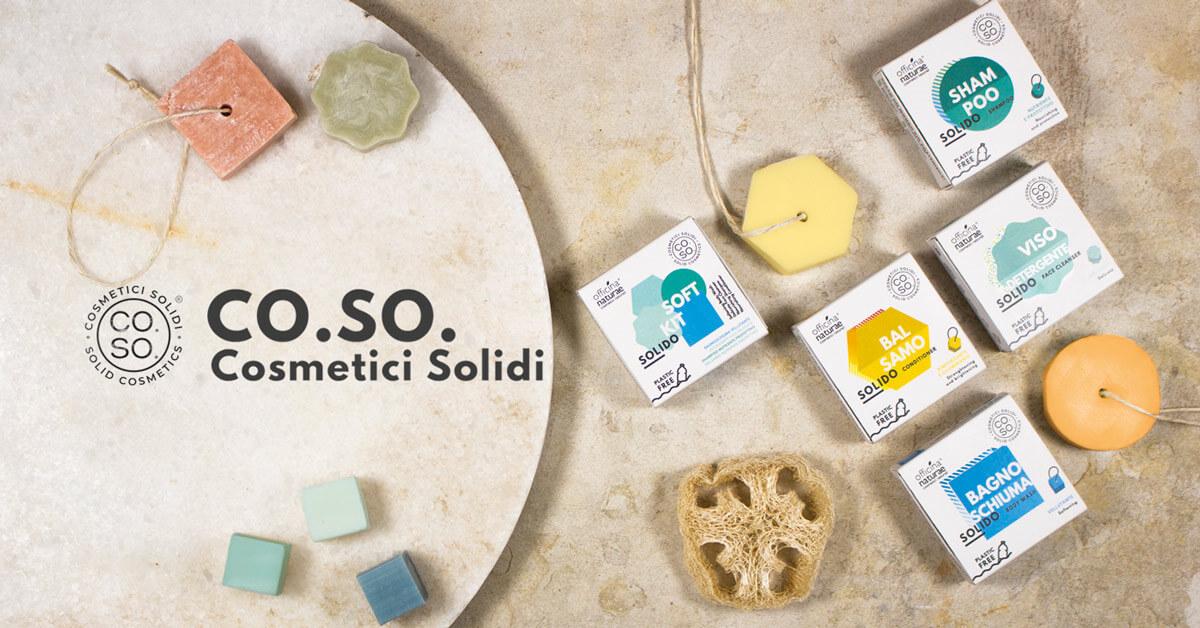 CO.SO. Cosmetici Solidi per un mondo sostenibile