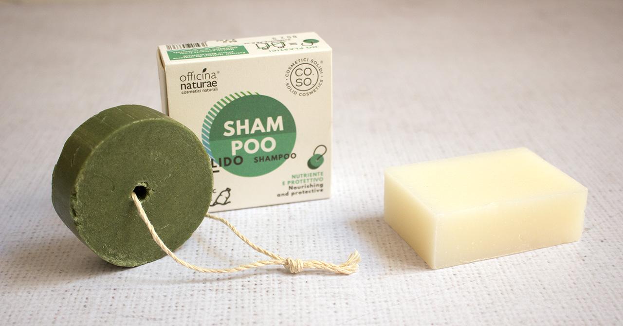 Shampoo Solido vs. Saponetta