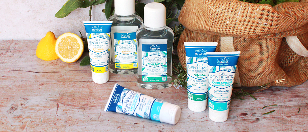 Linea Oral Care Officina Naturae